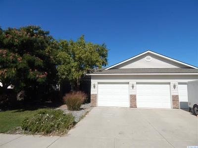Pasco WA Single Family Home For Sale: $269,900