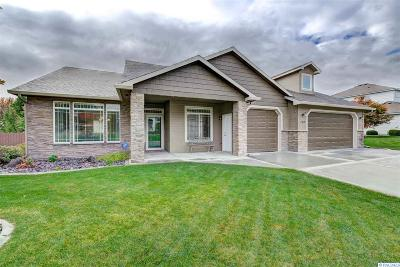 Richland Single Family Home For Sale: 139 Bear Drive