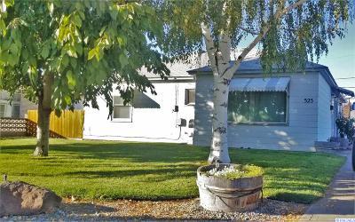 Sunnyside Single Family Home For Sale: 525 Franklin Ct