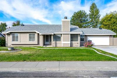 Kennewick Single Family Home For Sale: 2904 S Waverly Street