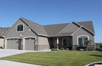 Horn Rapids Single Family Home For Sale: 2888 Crosswater Loop