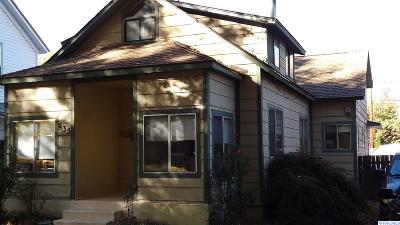 Single Family Home For Sale: 835 Market Street
