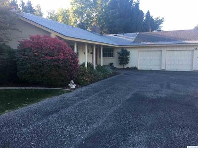 Richland WA Single Family Home For Sale: $328,500