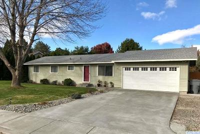 Richland Single Family Home For Sale: 4170 Norris Street