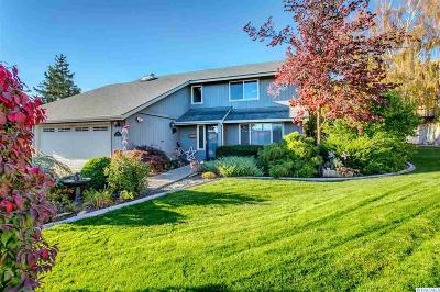 Richland Single Family Home For Sale: 2519 Oak Hill Ct