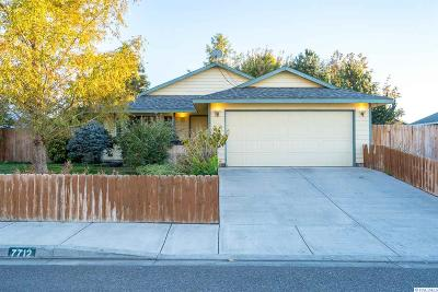 Pasco Single Family Home For Sale: 7712 Thetis Dr.
