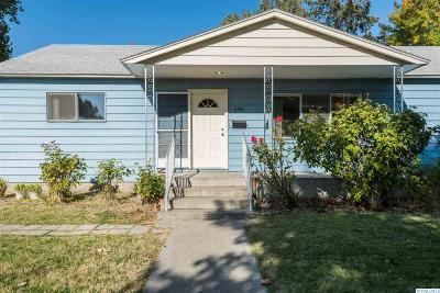 Richland Single Family Home For Sale: 208 Endress Street