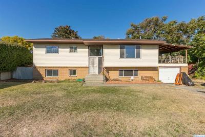 Kennewick Single Family Home For Sale: 3101 W Opal St