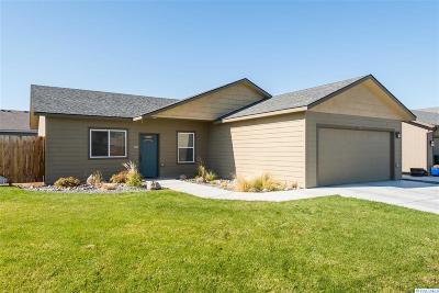 Kennewick Single Family Home For Sale: 581 N Harrison Street