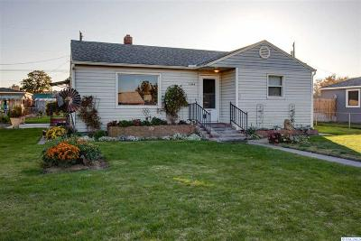 Kennewick Single Family Home For Sale: 1106 E 7th Ave