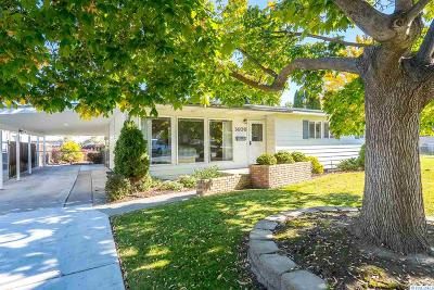 Richland Single Family Home For Sale: 1406 Sanford Ave