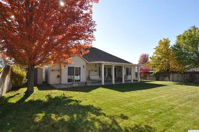 Richland Single Family Home For Sale: 294 Canyon St