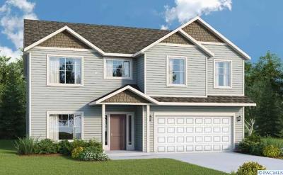 Pasco Single Family Home For Sale: 5006 Perga Drive