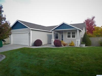 Kennewick Single Family Home For Sale: 1521 S Irving Pl.