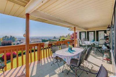 Pasco Single Family Home For Sale: 4702 Desert Plateau Dr