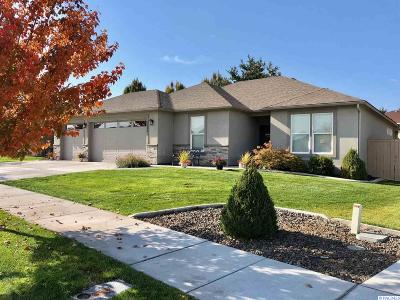 Kennewick Single Family Home For Sale: 1099 N Oklahoma St.