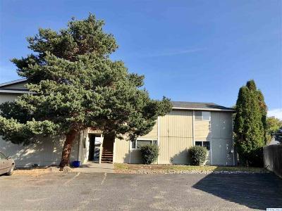 Kennewick Multi Family Home For Sale: 1112 N Buchanan