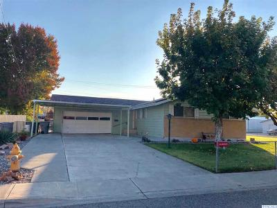 Richland Single Family Home For Sale: 1900 Hoxie