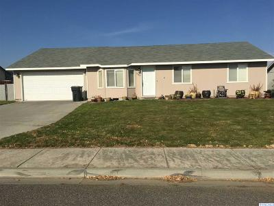 West Richland Single Family Home For Sale: 4762 Poppy St.