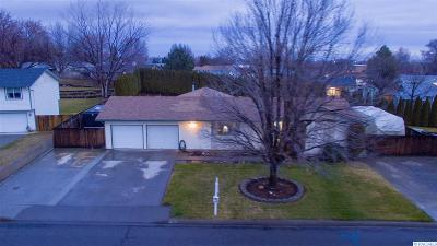 Kennewick Single Family Home For Sale: 3806 S Anderson St.
