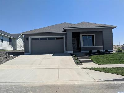 Richland Single Family Home For Sale: 2316 Morris Drive