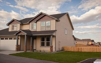 Richland Single Family Home For Sale: 1070 Samish Dr. #Lot 4
