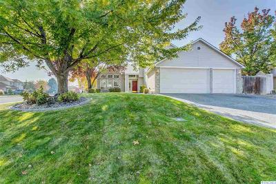 Richland Single Family Home For Sale: 225 Rocky Mountain Ct
