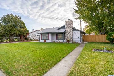 Richland Single Family Home For Sale: 2401 Camden Street