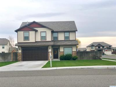 Pasco Single Family Home For Sale: 4506 Parley Drive