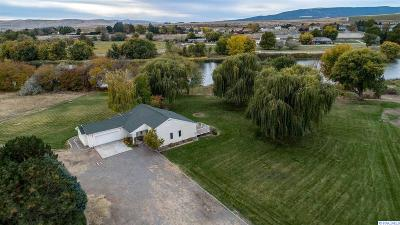 West Richland Single Family Home For Sale: 97008 N Northstar Pr