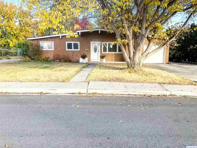 Richland Single Family Home For Sale: 2176 Newcomer Ave