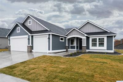 Kennewick Single Family Home For Sale: 8751 W 12th Avenue