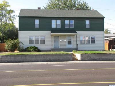 Richland Multi Family Home For Sale: 1427/1429 Jadwin Avenue