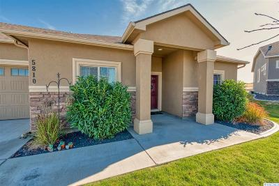 Kennewick Single Family Home For Sale: 5810 W 38th Court