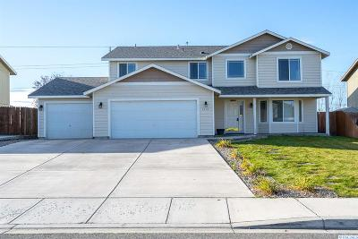 Pasco Single Family Home For Sale: 8518 Massey