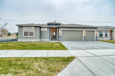 Kennewick Single Family Home For Sale: 6013 W 35th Ave