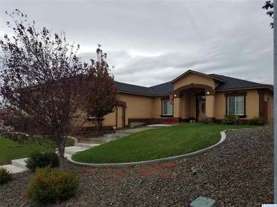 Kennewick Single Family Home For Sale: 2001 W 51st Ave