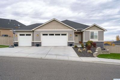 Richland Single Family Home For Sale: 4862 Cowlitz Blvd.