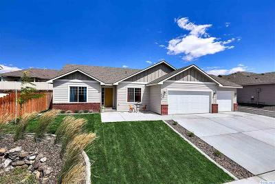 Kennewick Single Family Home For Sale: 10212 W 18th Ct.