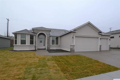 Kennewick Single Family Home For Sale: 6025 W 35th Ave
