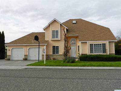 Kennewick Single Family Home For Sale: 601 N Oklahoma Place