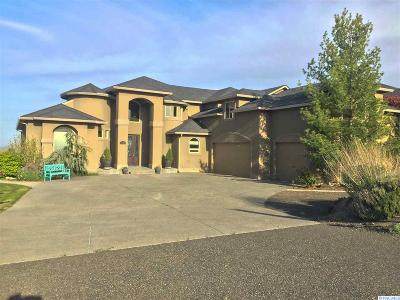 Kennewick Single Family Home For Sale: 16601 S Grandview