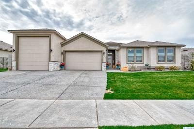 Kennewick Single Family Home For Sale: 2936 S Harrison St