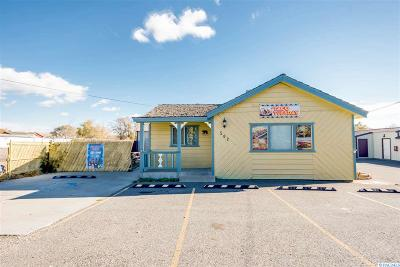 Benton City Commercial For Sale: 502 9th Street