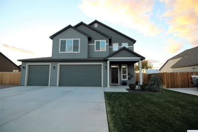 West Richland Single Family Home For Sale: 1359 Amber Ave