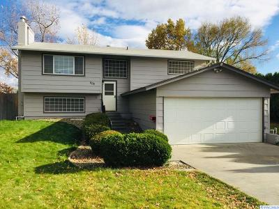 Kennewick Single Family Home For Sale: 405 S Zinser St