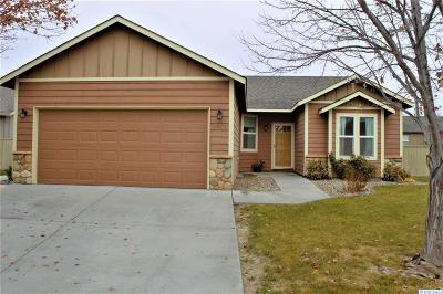Kennewick Single Family Home For Sale: 5810 W 12th Ave
