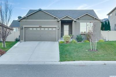 Richland WA Single Family Home For Sale: $269,900