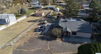 Kennewick Single Family Home For Sale: 601 E 27th Ave