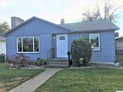 Pasco Single Family Home For Sale: 1816 W Irving St.